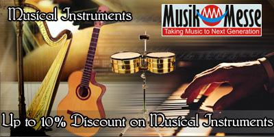 Musik Messe offers India