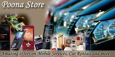 Poona Stores offers India
