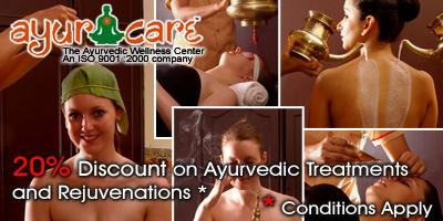 Therapy Ayurveda offers India