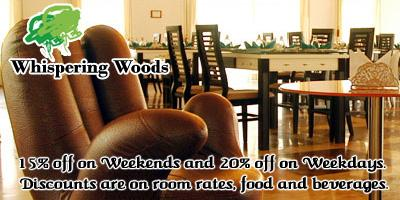 Whispering Woods offers India