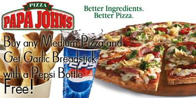 Papa Johns offers India