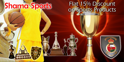 Shama Sports offers India