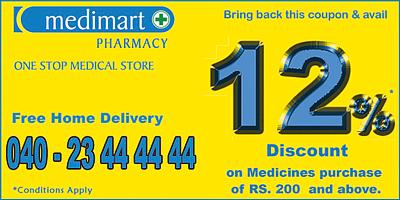 Medimart offers India
