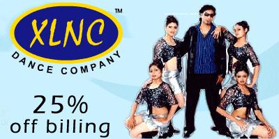 XLNC Dance Company offers India