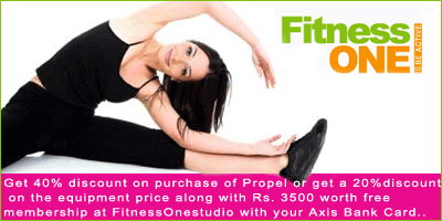 FitnessOne offers India