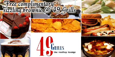 49 Grills offers India
