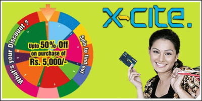 X-Cite offers India