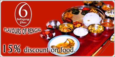 6 Ballygunge Place offers India