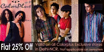 ColorPlus offers India