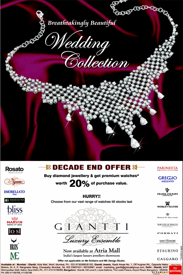 Giantti offers India