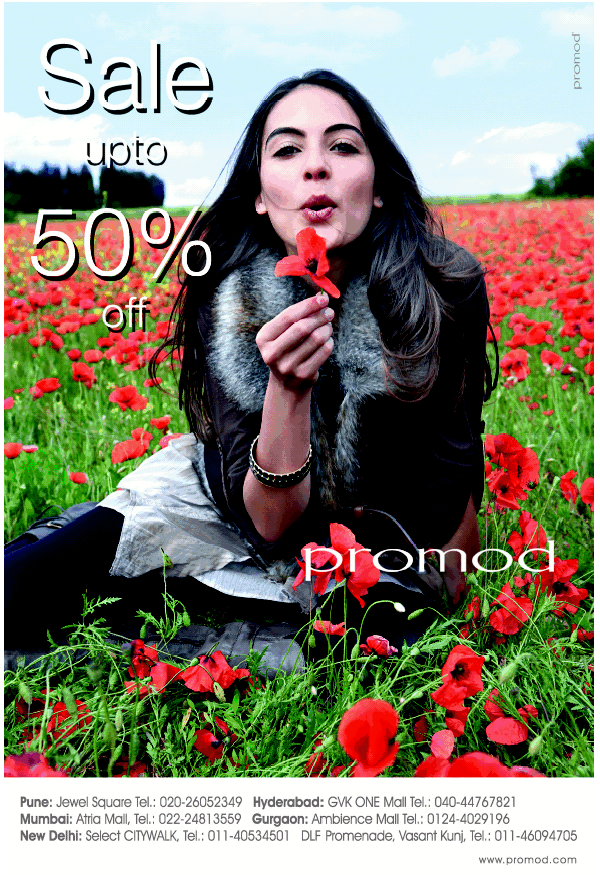 Promod offers India