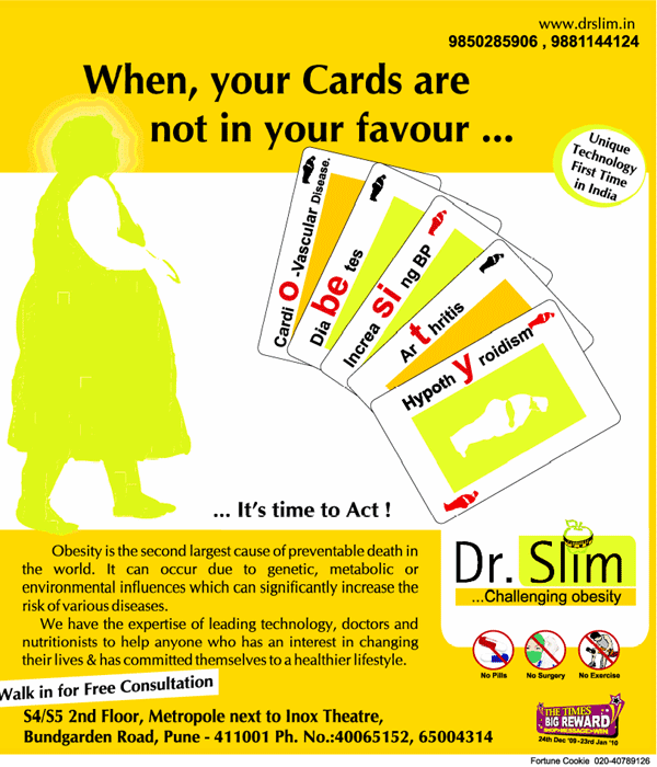 Dr Slim offers India