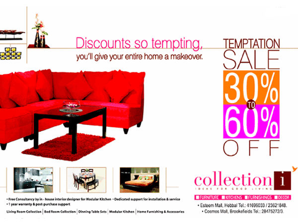 Collection I offers India