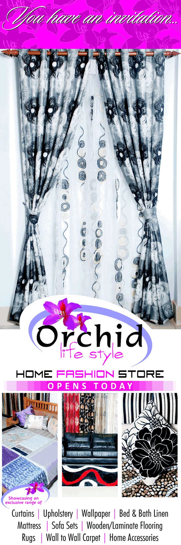 Orchid Life Style offers India