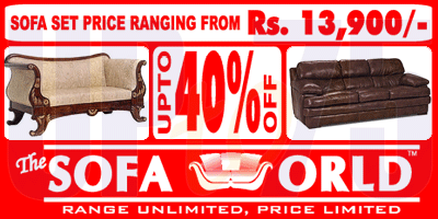 The Sofa World offers India