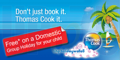 Thomas Cook offers India