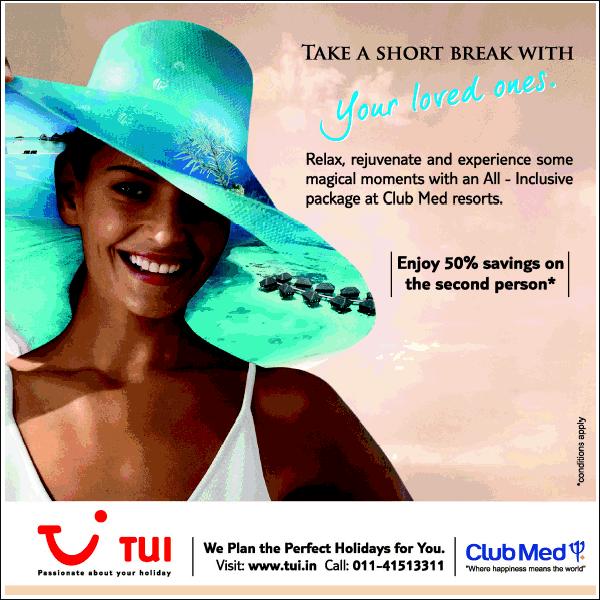 TUI offers India