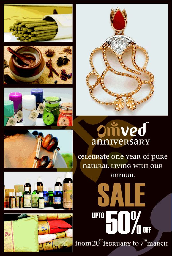 Omved offers India
