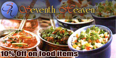 Seventh Heaven offers India
