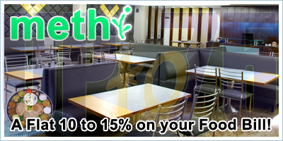 Methi Restaurant offers India