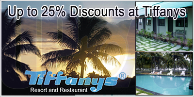 Tiffanys Resort and Restaurant offers India