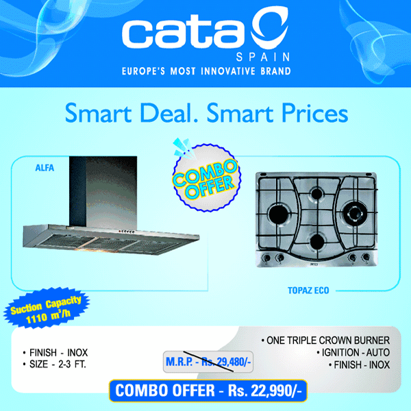 Cata offers India