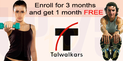 Talwalkars offers India