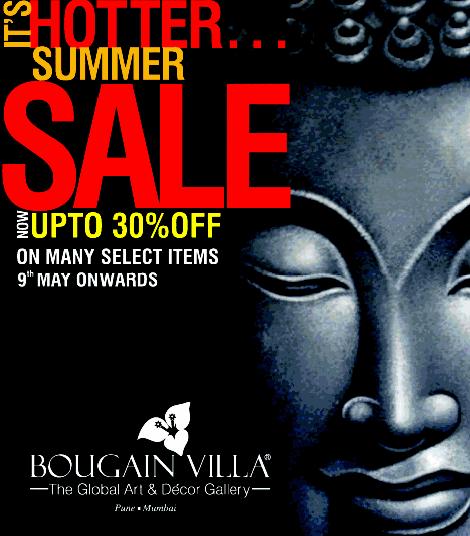 Bougain Villa offers India