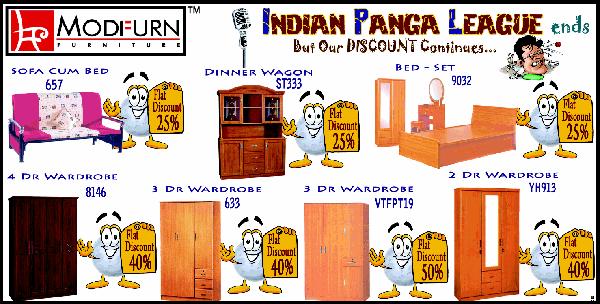 Modfurn offers India