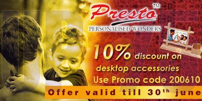 Presto offers India
