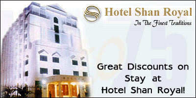 Hotel Shan Royal offers India