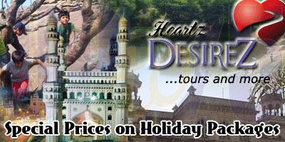 Heartz Desirez Holidays offers India