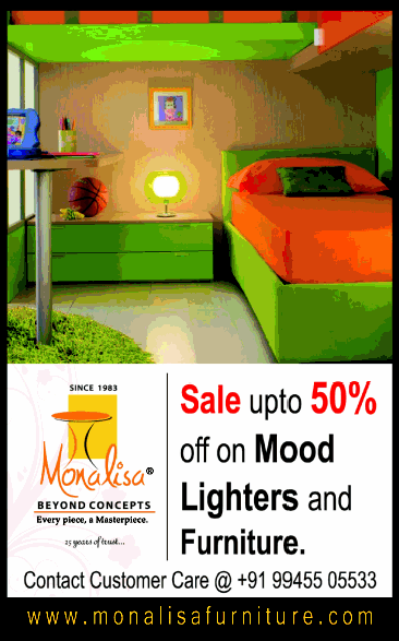 Monalisa Furniture offers India