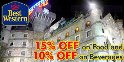 Best Western Amrutha Castle offers India