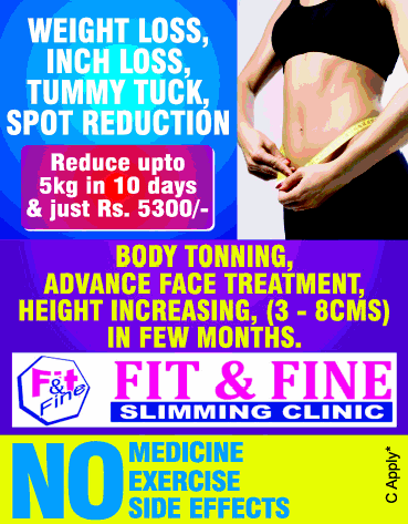 Fit & Fine offers India
