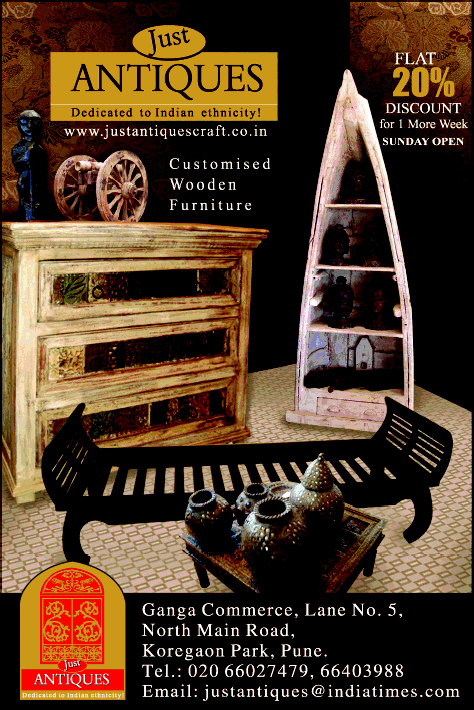 Just Antiques craft offers India