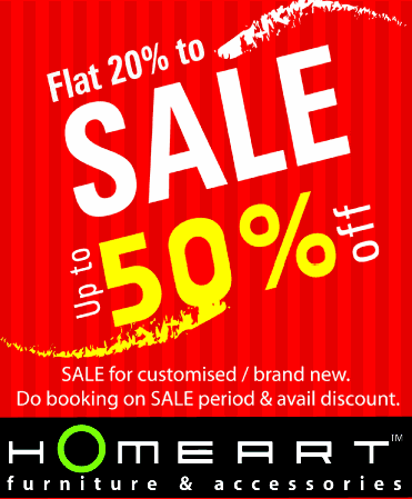 Homeart offers India