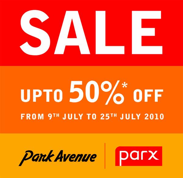 Park Avenue offers India