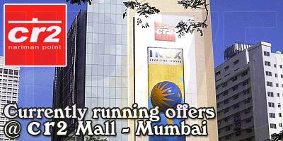 CR2  Mall - Mumbai Sale Offers India