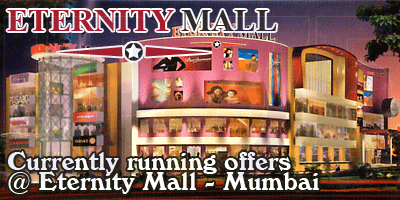 Eternity Mall - Mumbai Sale Offers India