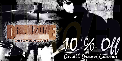 Drum Zone offers India