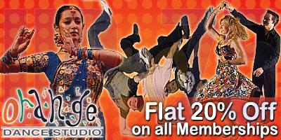 Orange Dance Studio offers India