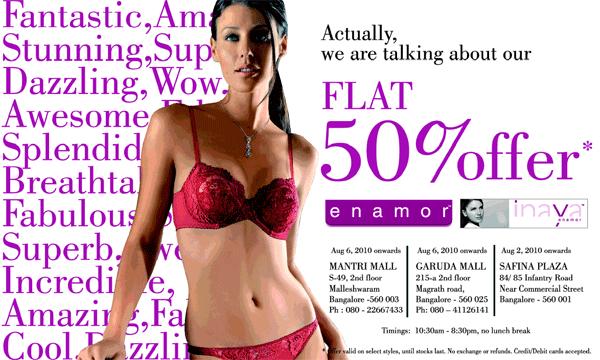 Enamor offers India