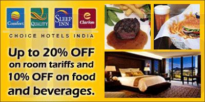 Choice Hotels offers India