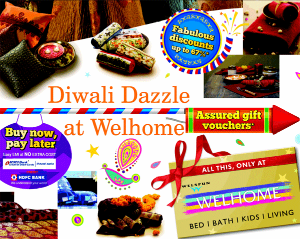 Welhome offers India