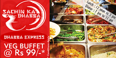 Dhabba Express offers India