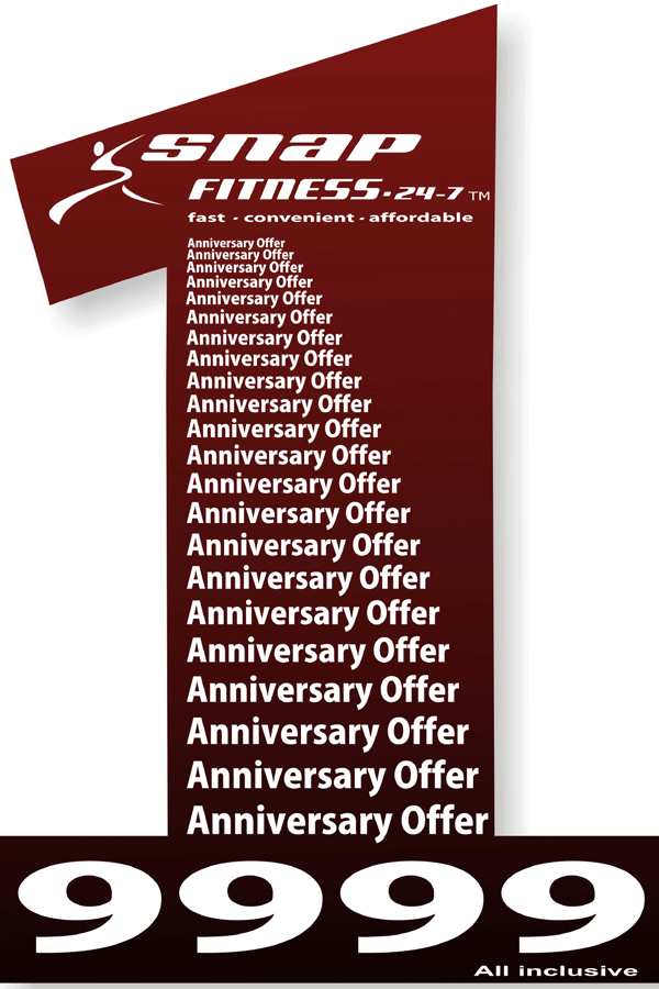 Snap Fitness offers India