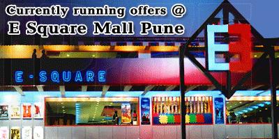 E Square Mall - Pune Sale Offers India