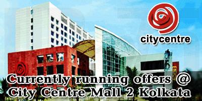 City Centre Mall 2 - Kolkata  Sale Offers India