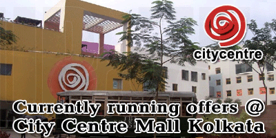 City Centre Mall - Kolkata Sale Offers India